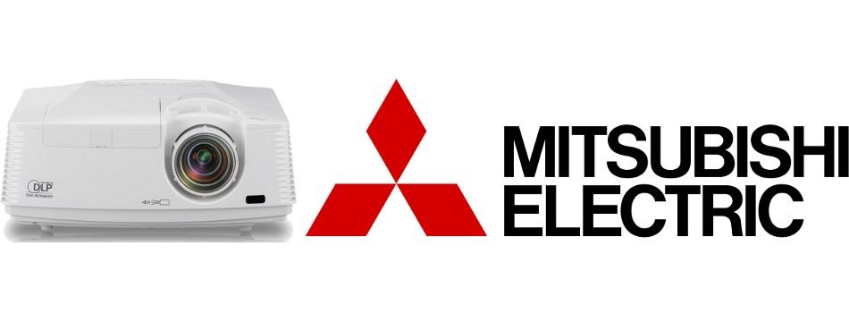mitsubishi electric proyectores